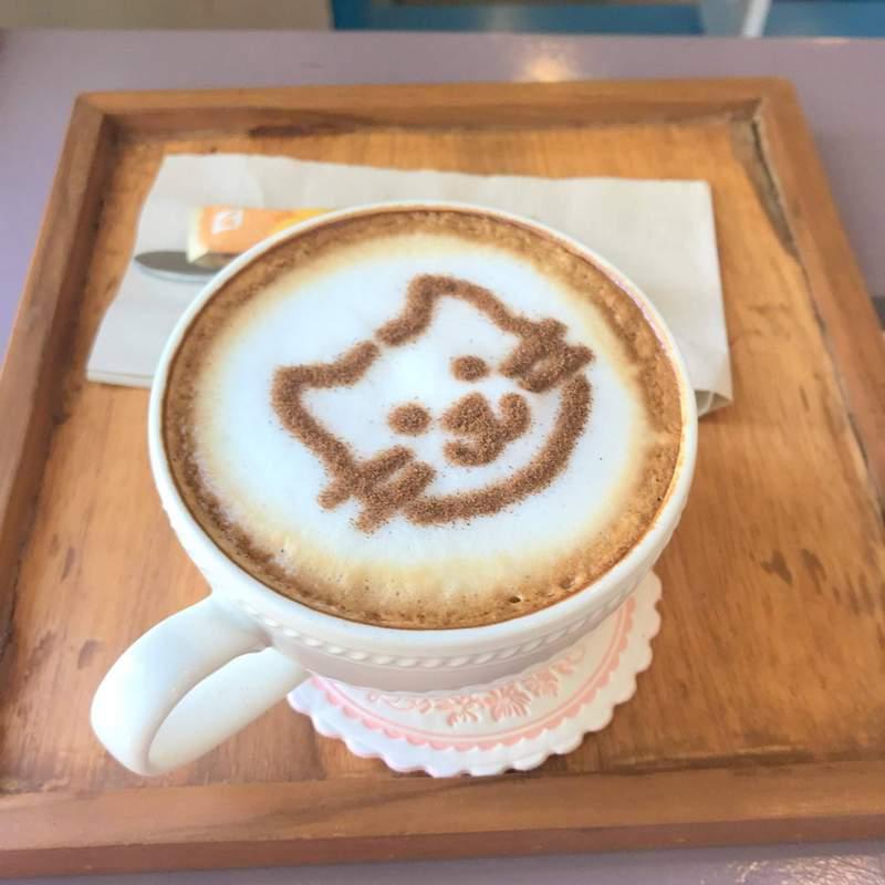 チェンマイの猫カフェ