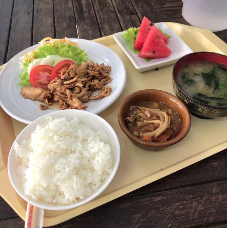 チェンマイでお手頃価格で日本食を食べるならごはん亭がおすすめ