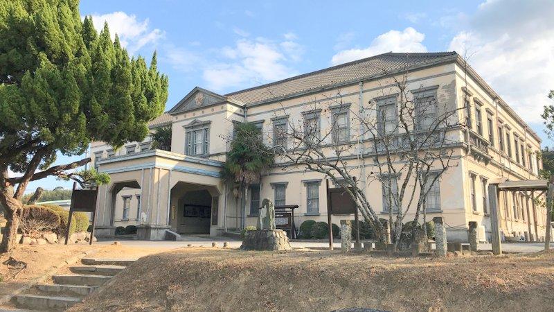 乃木館は乃木希典を中心とした展示をしている資料館