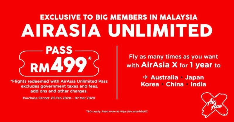 AirAsia Unlimited pass(エアアジアアンリミテッドパス)を購入してわかった注意点について